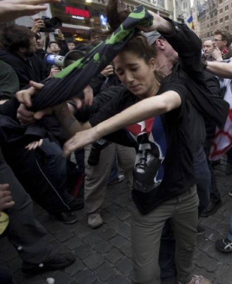 """Repli antifa mais sans nul doute de type """"repli stratégique"""""""